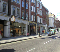 Marylebone High Street| FSP Architects and Planners